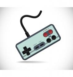 gamepad vector image