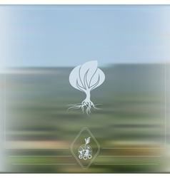 Environmental theme vector image
