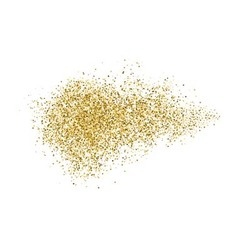 Gold white horizontal vector