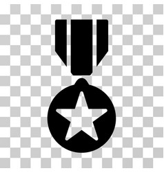 army star award icon vector image vector image