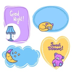 Sleep time frames vector