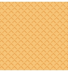 Waffles background vector