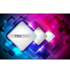 Abstract shiny background design vector