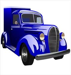 retro car000 vector image vector image