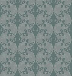 vintage dark gray background vector image vector image