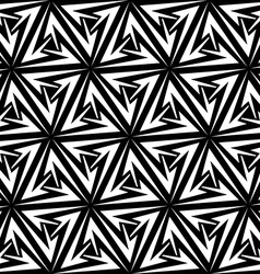 Arrows Pattern vector image vector image