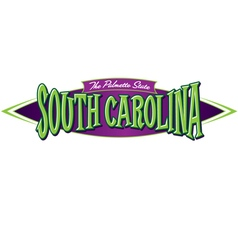 South carolina the palmetto state vector