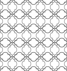 Seamless pattern in arabic style vector