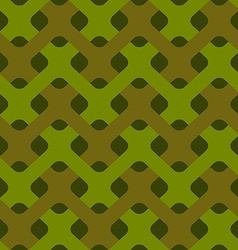 Military weaving seamless pattern army abstract vector