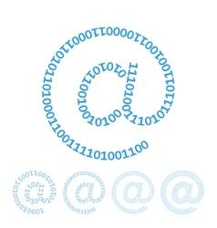 E-mail vector