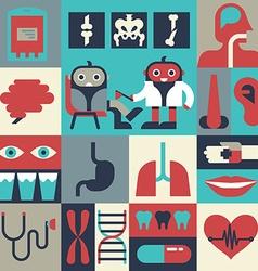 Health concept vector