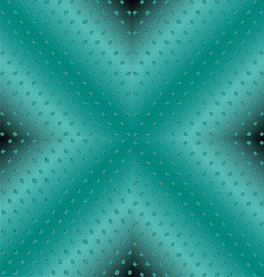 Pattern of metal texture blue background vector