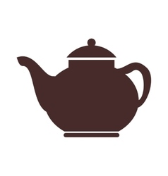 teapot london uk icon graphic vector image