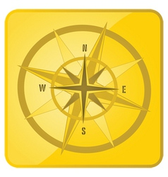Directions icon vector