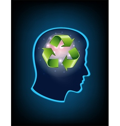 Smart thinking to recycle vector