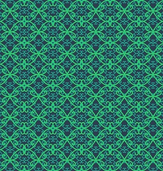 Lace seamless Decorative retro pattern made of vector image vector image