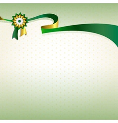 Ribbon 4 vector