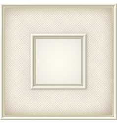 Border picture frame background vector