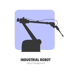 Industrial robot vector