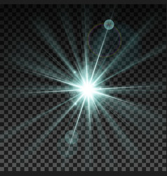 Lighting spark vector