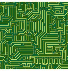 circuit pattern vector image