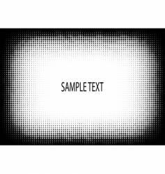 tiles frame vector image vector image
