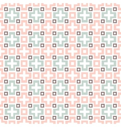 Tribal seamless pattern tiling endless texture can vector