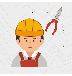 Maintenance service design vector