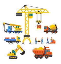 Under construction technic vector