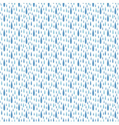 Rain drops pattern seamless vector