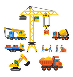 Under construction technic vector