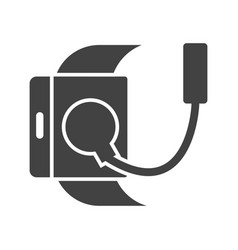 Usb charger vector