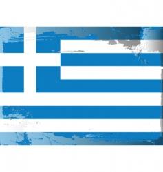 Greece national flag vector