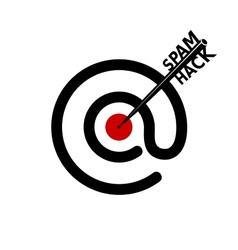 E-mail symbol vector