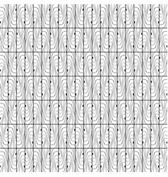 Wooden planks board pattern vector