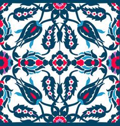 Arabesque vintage decor ornate seamless for vector