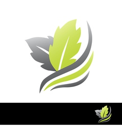 nature symbol vector image