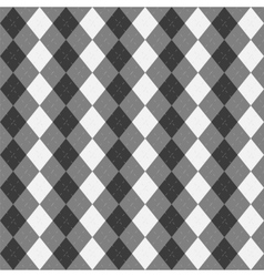 Argyle abstract pattern background vector image