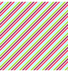 Seamless Bright Abstract Diagonal Pattern vector image vector image