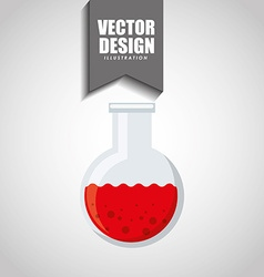 Science icon design vector