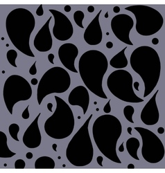 High quality waterdrop or swirl pattern vector