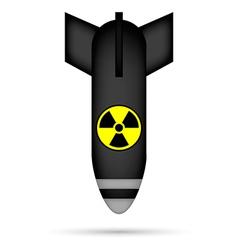 Atom bomb vector