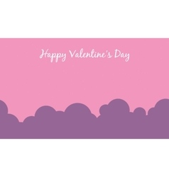 Background valentine day collection stock vector