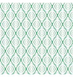 Abstract seamless pattern with oval-shape figures vector image