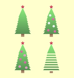 Christmas tree gradient vector