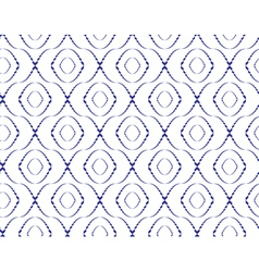 Abstract seamless pattern with ellipse-shape figur vector