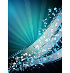 Cinema abstract background vector