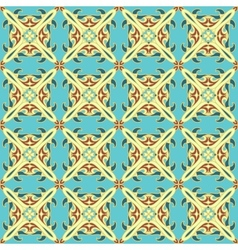 Tiled Seamless pattern vector image vector image