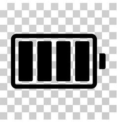 Battery icon vector