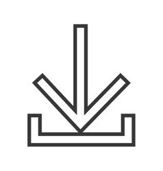 Download arrow symbol vector